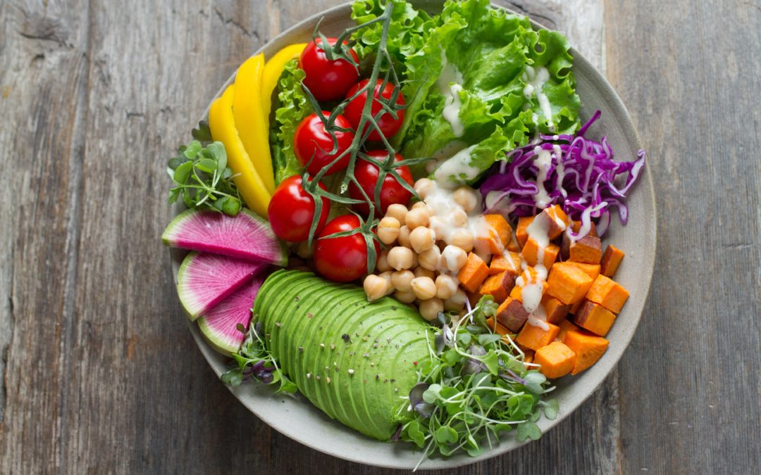 How to Optimise a Vegan Diet and Improve Health